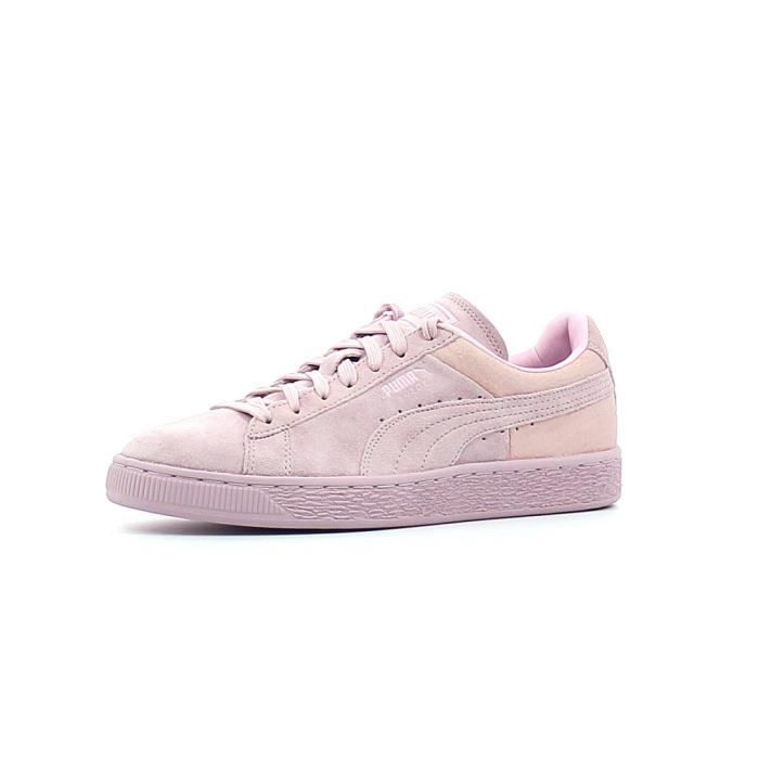 BASKET Baskets basses Puma Suede Classic Casual