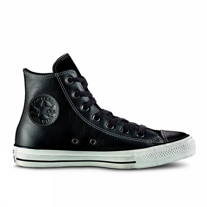 converse homme hi leather