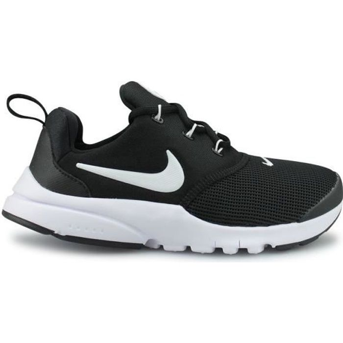 many fashionable order online outlet Nike Presto Fly Enfant Noir Noir - Achat / Vente basket - Cdiscount