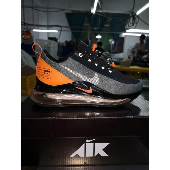 BASKET Air Max 720 Nike noir/orange 40