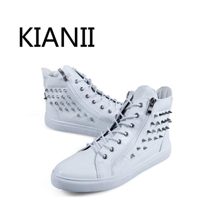 Kianii Bottines Homme