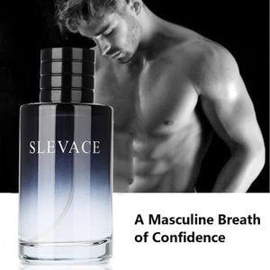 EAU DE COLOGNE Parfum en bois de parfum de musc sauvage 3.4oz 100