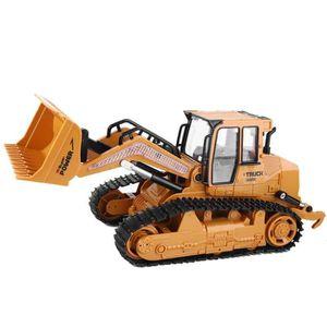 VOITURE ELECTRIQUE ENFANT Romantic 01h12 Télécommande Simulation Tracteur Jo