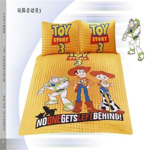 Housse de couette toy story achat vente housse de couette toy story pas cher soldes d - Housse de couette toys story ...