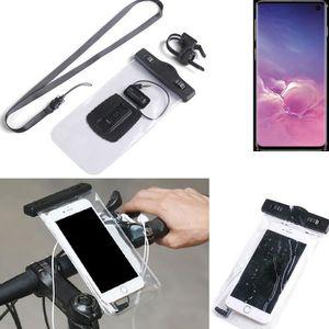 Travers Téléphone Portable Sac Ceinture Portefeuille pour Samsung Galaxy s10 sm-g973f