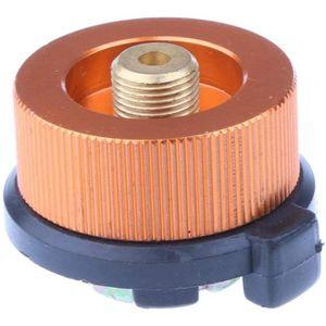 Fiween Ext/érieur R/échaud Adaptateur Bouteille de gaz connecteur 34 x 37mm