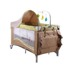 LIT PLIANT  Lit bébé parapluie pliant Lit de voyage avec acces