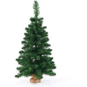 SAPIN - ARBRE DE NOËL Sapin de Noël artificiel en PVC - H 120 cm - 96 br