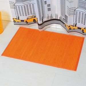 tapis orange achat vente tapis orange pas cher cdiscount. Black Bedroom Furniture Sets. Home Design Ideas
