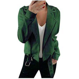 VESTE Boucle De Ceinture H8NS0 blazer blouson zippé vest
