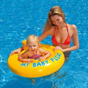BOUÉE - BRASSARD INTEX Bouee gonflable pour bébé piscine Culotte Ba