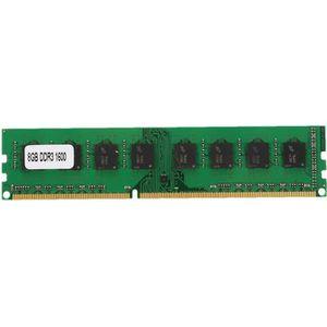 MÉMOIRE RAM 8 Go de memoire DDR3 PC3-12800 1600MHz PC DIMM Mem