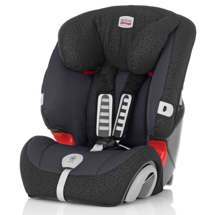 britax si ge auto evolva plus groupe 1 2 3 noir achat vente si ge auto r hausseur britax. Black Bedroom Furniture Sets. Home Design Ideas