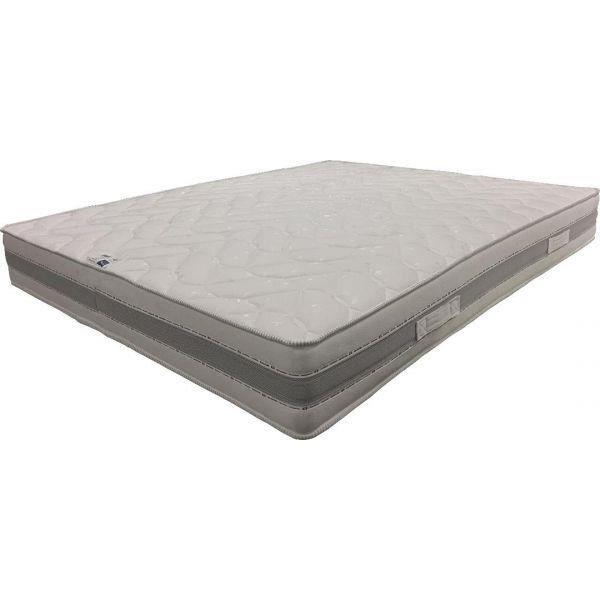 Matelas Ressorts ensachés - Soutien Très Ferme - 23 cm Très ventilé - Orthopédique Bed Dream (160x200)