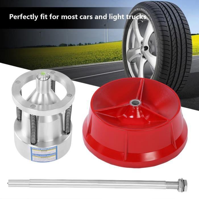 Démonte-pneu Équilibreuse de pneu Équilibrage Outil Appareil Machine Équilibrage De Pneu Et Roue voiture camion -TUN