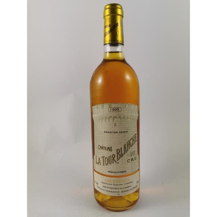 Château la Tour Blanche 1995, Sauternes, Blanc Liquoreux, 75 cl.