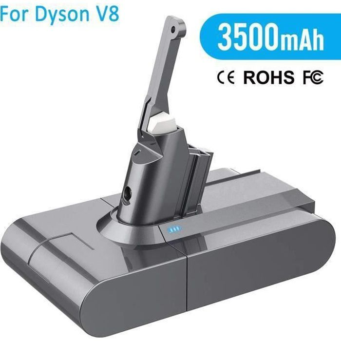 Batterie Pour Dyson V8 Absolute Cord-Free Vacuum Cleaner 3500mAh 21.6V