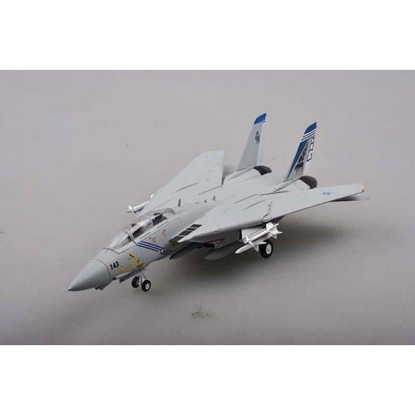 EM37185 - Easy Model 1:72 - F-14B Tomcat - VF-143 2001 - Model Kit plastique