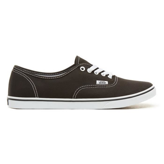 VANS - Authentic Lo Pro Chocolat