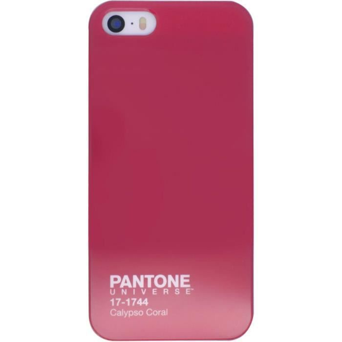 PANTONE Coque Travel Collection  IP SE - Rose