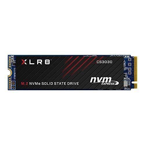 Pny Xlr8 Cs3030 M.2 Nvme 250Gb Ssd Interne Jusqu'à 3500 Mo/S