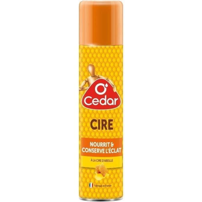 OCEDAR cire abeille aero - 300 ml