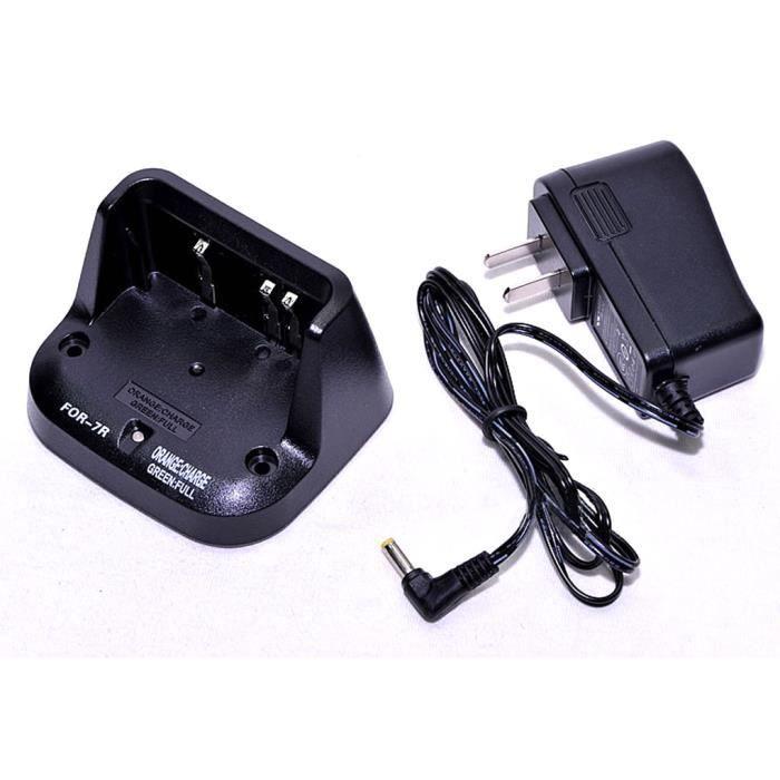 BATTERIE - CHARGEUR Chargeur de batterie de bureau pour Yaesu VX-5R VX