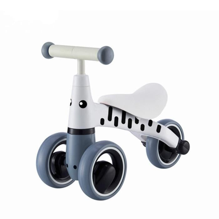 DRAISIENNE Blanc Mode bébé marcheur enfants Balance vélos Sco