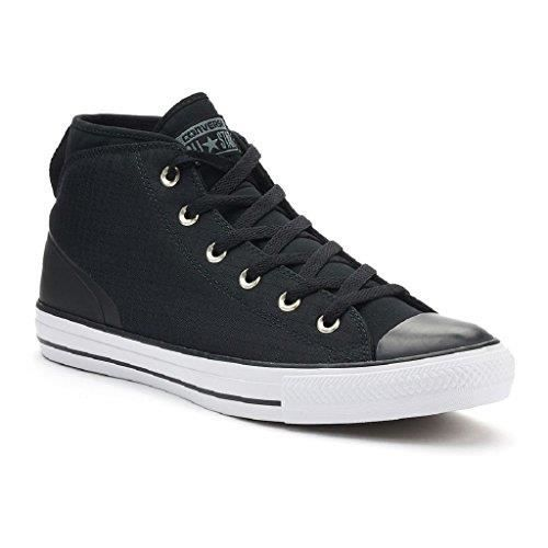 Converse Mens Chuck Taylor All Star Syde rue Mid Formateurs toile Z1L4H Taille-38 1-2 lPoeBb