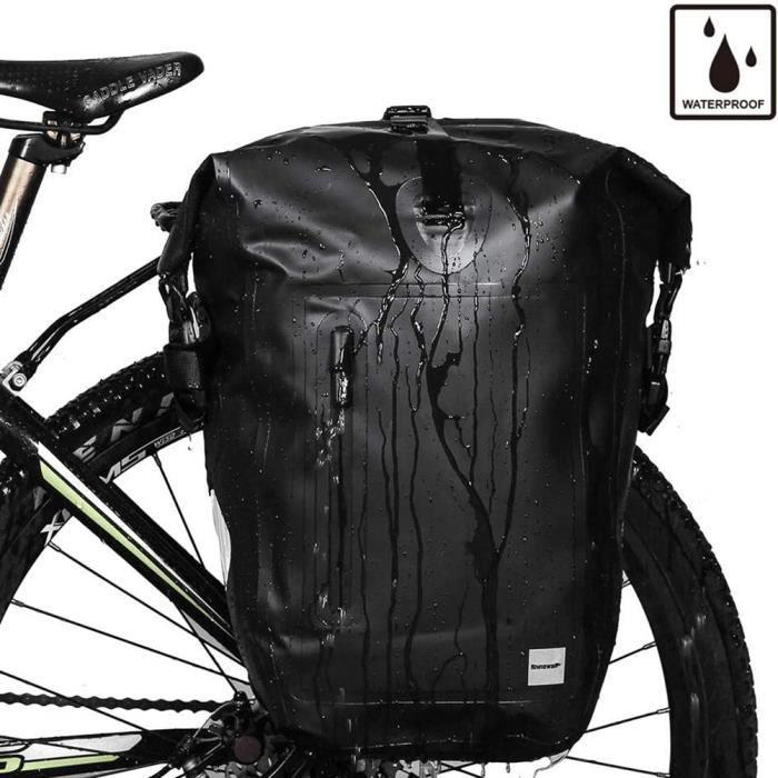 Vélo Cyclisme Mountain Bike Frame Front Tube Petit Bagage Sac Selle Sacoche RV