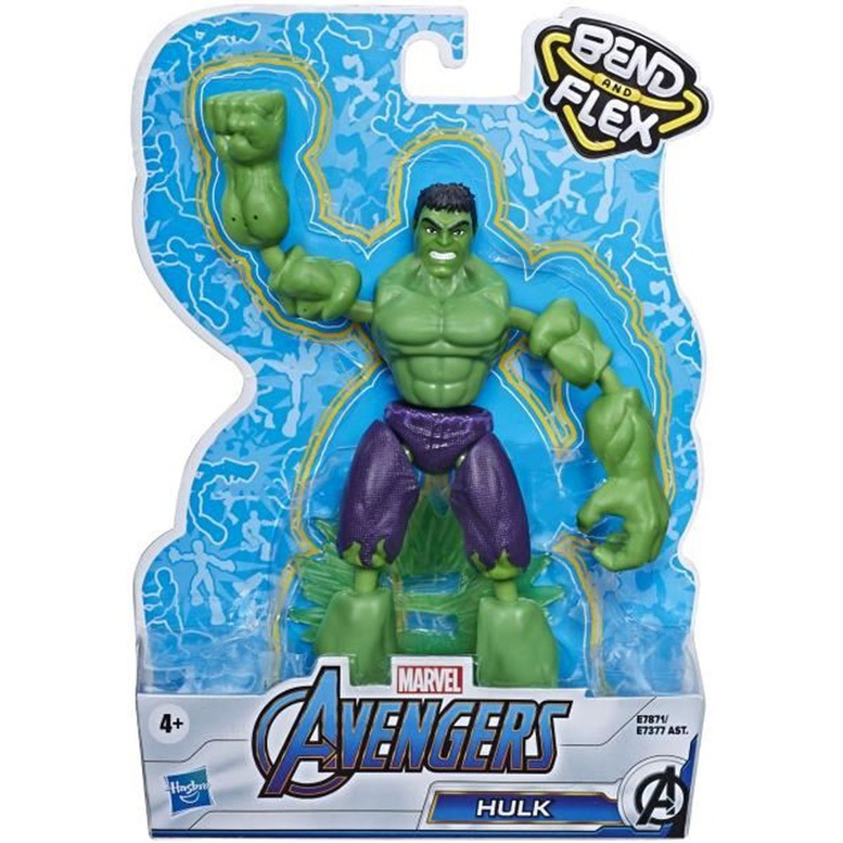 Marvel Hulk Figurines Super Héros Hasbro Neuf NEUF dans sa boîte