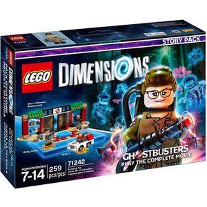 FIGURINE DE JEU LEGO Dimensions - Pack Histoire - Ghostbusters