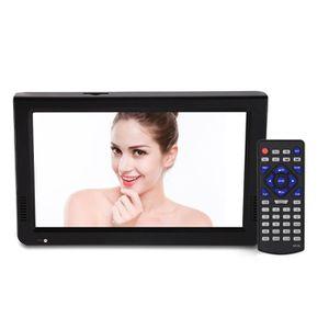 Téléviseur LCD Télévision numérique analogique 10 pouces DVB-T-T2