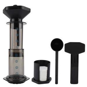 MACHINE À CAFÉ Ensemble de filtre à café en plastique machine à e