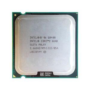 PROCESSEUR Intel Core 2 Quad Processeur - Core 2 Q8400 - 2.66