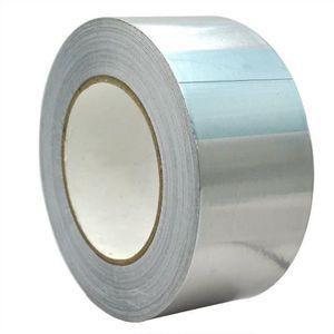 JOINT D'ÉTANCHÉITÉ ruban d'argent en aluminium revêtement à haute tem