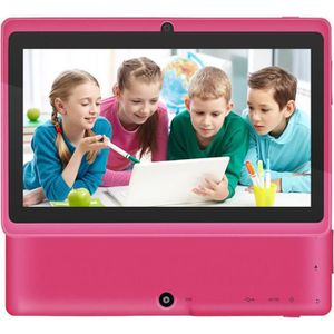 TABLETTE ENFANT Rose Tablette tactile 7