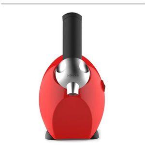 SORBETIÈRE Machine à glace Rose/noir 150 W SOGO FDM-SS-5245-P