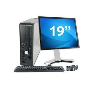 ORDINATEUR TOUT-EN-UN Lot PC DELL Optiplex 740 SFF Athlon 2.8GHz 2Go ...