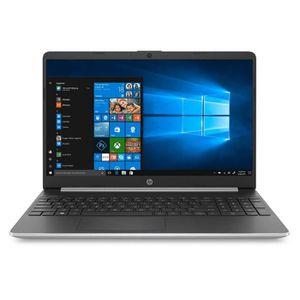 Achat PC Portable HP PC Portable HP 15S-FQ1007NF PROCESSEUR INTEL CORE i7 / MÉMOIRE 8 GO/ STOCKAGE 512 GO SSD pas cher
