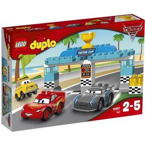 ASSEMBLAGE CONSTRUCTION LEGO® DUPLO® Cars 3 10857 La Course de la Piston C