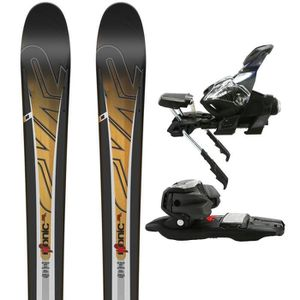 SKI K2 Ikonic 85 Ski Homme + Ti Mxc 12 Tcx Fixation -
