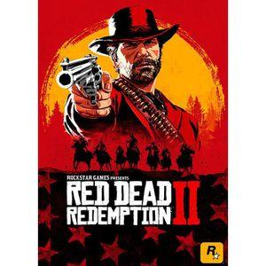 JEU PC À TÉLÉCHARGER Red Dead Redemption 2 - Jeu PC à télécharger