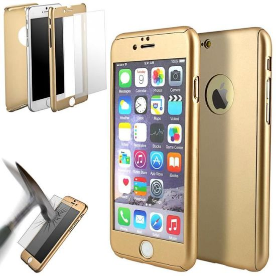 coque protection 360 iphone 6