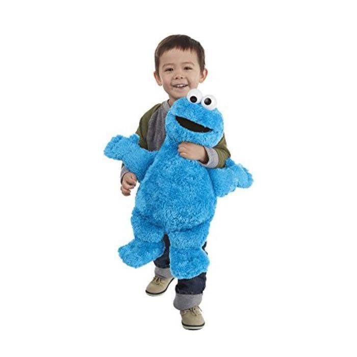 Peluche GLKV0 Sesame Street Cookie Monster Jumbo Plush 20 Inches