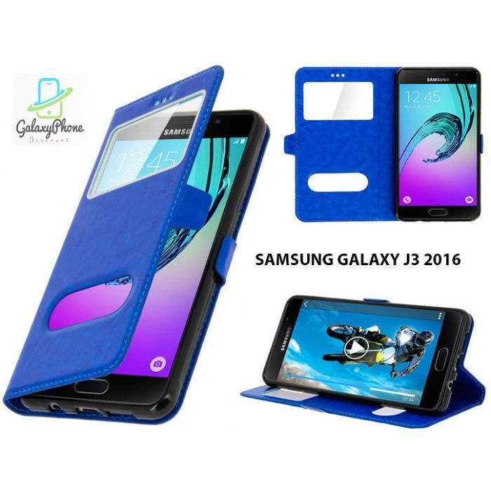 Coque Samsung Galaxy J3 2017 J330NIKE Bleu Coque Bumper Housse Etui pour Samsung Galaxy J3 2017 J330