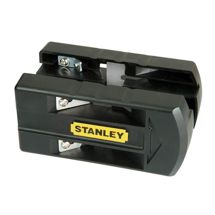 Stanley 016139 Détoureuse à rebords (Import Grande Bretagne)