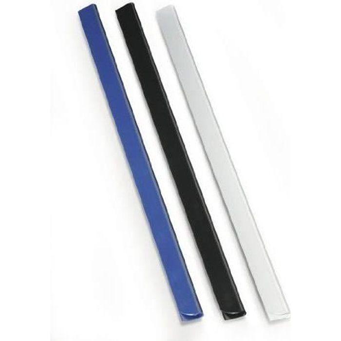 Baguette à relier, format A4, capacité: 3 mm Tra