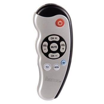HAMA 40085 Télécommande universelle Zapper 2 en 1