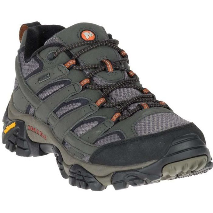 MERREL Chaussures de randonnée Mother Of All Boots 2 Gore-Tex MID - Femme - Gris béluga